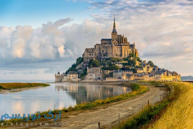 نتیجه تصویری برای مونت سنت میشل